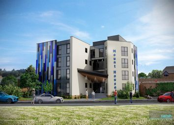 Thumbnail 2 bed flat for sale in Cambridge House, Nottingham Road, Stapleford