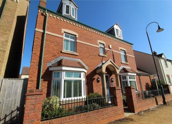 Thumbnail 5 bedroom detached house to rent in Mattocks Path, East Wichel, Swindon, Wilts