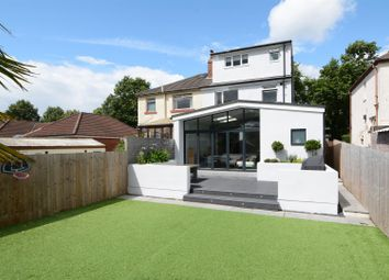 Thumbnail 4 bed semi-detached house for sale in Stanhope Drive, Horsforth, Leeds