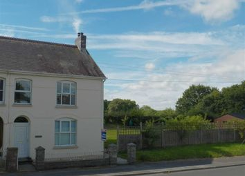 Thumbnail 3 bed semi-detached house for sale in Pontargothi, Nantgaredig, Carmarthen