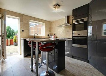 Thumbnail 4 bed detached house for sale in Burghley Close, Dinnington, Sheffield