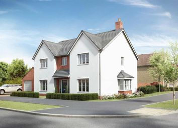 """Thumbnail 5 bed detached house for sale in """"The Wayford - Plot 197"""" at Lancaster Avenue, Maldon"""