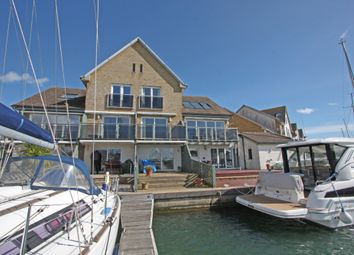 Thumbnail 3 bed town house to rent in Bryher Island, Port Solent, Portsmouth