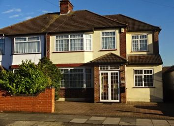 Thumbnail 5 bed semi-detached house for sale in Dorset Avenue, Southall