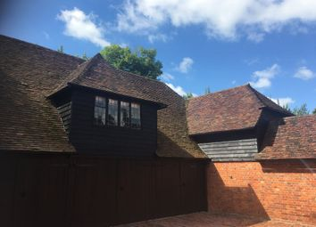 Thumbnail 2 bed property to rent in Byways Annex, Bessels Green Road, Sevenoaks