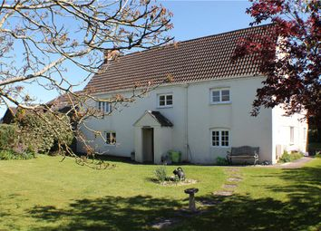 Thumbnail 4 bed detached house for sale in Congresbury, North Somerset