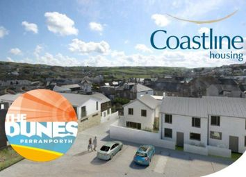 Thumbnail 2 bed end terrace house for sale in Perranporth