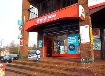 Thumbnail Retail premises for sale in Heyside, Royton, Oldham