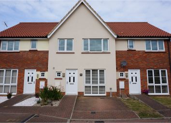 Thumbnail 3 bed terraced house for sale in Audley Grove, Ipswich