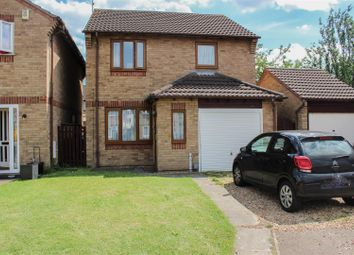Thumbnail 3 bed detached house for sale in Whitace, Parnwell, Peterborough