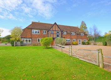 6 bed detached house for sale in Clandon Road, West Clandon, Guildford GU4