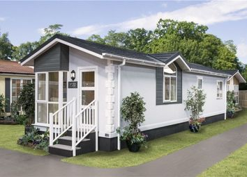 Thumbnail 2 bed bungalow for sale in Oaklands Caravan Site, Hatherleigh Road, Okehampton