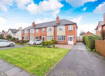 Thumbnail 3 bed end terrace house for sale in Belvoir Drive, Aylestone, Leicester
