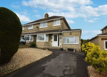 Thumbnail 3 bed semi-detached house for sale in Berkeley Road, Wroughton, Swindon