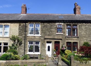 Thumbnail 2 bed terraced house for sale in Station Terrace, Abbey Village