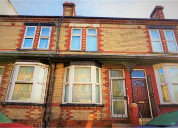 Thumbnail 3 bedroom terraced house for sale in Ashley Avenue, Leeds
