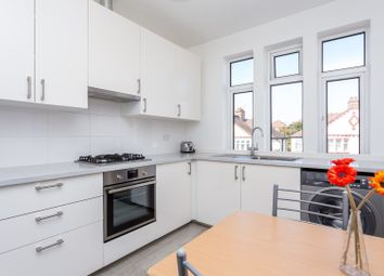 Donnington Road, London NW10. 3 bed flat