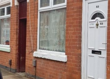 Thumbnail 3 bed terraced house to rent in Bruin Street, Belgrave, Leicester