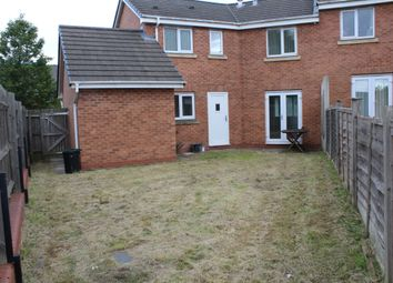 Thumbnail 1 bed terraced house to rent in Stanley Road, Wolverhampton