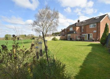 Thumbnail 5 bed semi-detached house for sale in Wentworth Close, Toddington, Dunstable