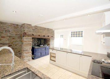 Thumbnail 4 bedroom link-detached house to rent in Modbury, Ivybridge