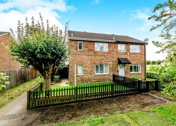 Thumbnail 3 bed semi-detached house for sale in Fensome Drive, Houghton Regis, Dunstable, Bedfordshire