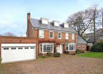 Thumbnail 6 bed detached house for sale in Parkside Gardens, Wimbledon