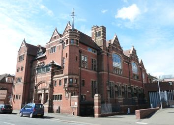 Thumbnail 2 bedroom flat to rent in Sansome Walk, Worcester
