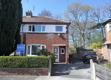 Thumbnail 3 bed semi-detached house for sale in Cavan Close, Stockport