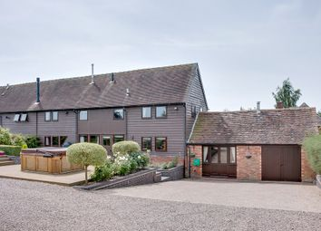 Thumbnail 3 bed barn conversion for sale in Forest Lane, Hanbury, Bromsgrove