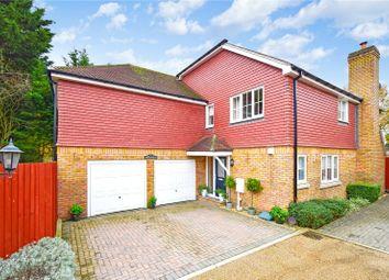 4 bed detached house for sale in London Road, West Kingsdown, Sevenoaks TN15
