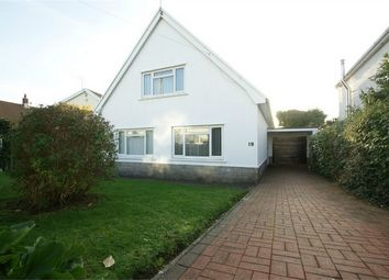 Thumbnail 3 bed detached house to rent in Long Shepherds Drive, Caswell, Swansea