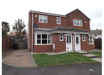 Thumbnail 3 bed semi-detached house for sale in Calder Grove, Oldham