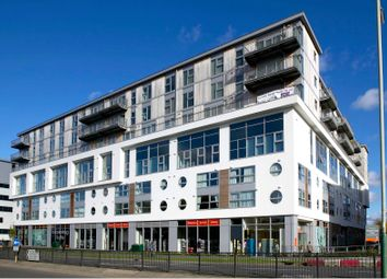 Thumbnail 1 bed flat for sale in Paramount Building, Swindon