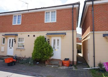 Thumbnail 2 bedroom end terrace house for sale in Old School Court, Swindon