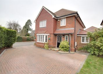 Thumbnail 4 bed detached house for sale in Green Lane, Chertsey, Surrey