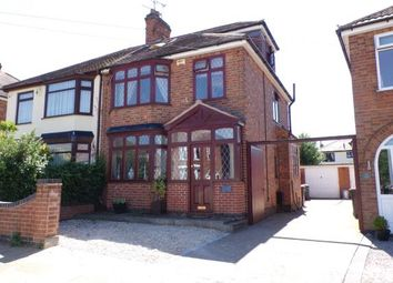 Thumbnail 4 bed semi-detached house for sale in Paigle Road, Aylestone, Leicester, Leicestershire