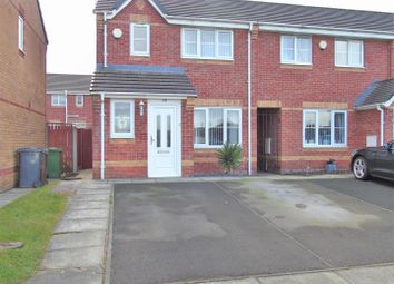Thumbnail 3 bed town house for sale in Primary Avenue, Bootle