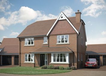 "Thumbnail 4 bed property for sale in ""The Laurel"" at Renfields, Haywards Heath"