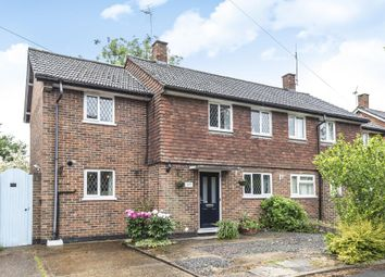 Thumbnail 3 bed semi-detached house for sale in Hawthorn Road, Woking
