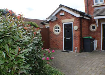 Thumbnail 2 bed terraced bungalow for sale in Winifred Street, Hucknall, Nottingham