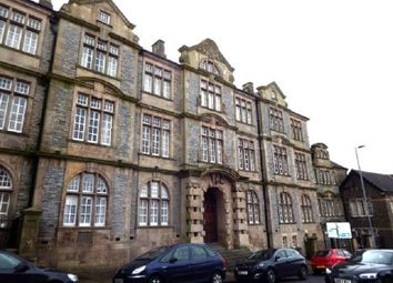 Thumbnail 1 bed flat for sale in Shire Hall, Pentonville, Newport.