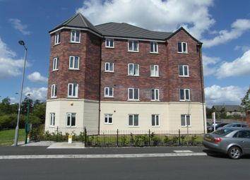 Thumbnail 2 bed flat to rent in Crown Apartments, 1 Newhall Park Drive, Bradford