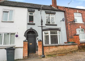 Thumbnail 3 bed semi-detached house for sale in Vicarage Road, Swadlincote