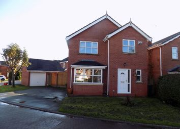 Thumbnail 3 bed detached house for sale in Priory Avenue, Davenham, Northwich