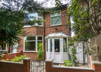 Thumbnail 4 bed semi-detached house for sale in Western Avenue, Acton, London