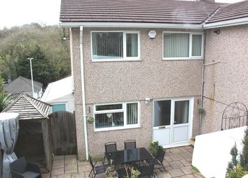 Thumbnail 4 bed semi-detached house for sale in Howard Road, Plymstock, Plymouth