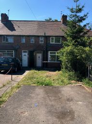 Thumbnail 3 bed terraced house to rent in Stanford Road, Wolverhampton