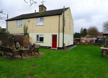 Thumbnail 3 bed semi-detached house for sale in Rose Lane, Pinchbeck, Spalding