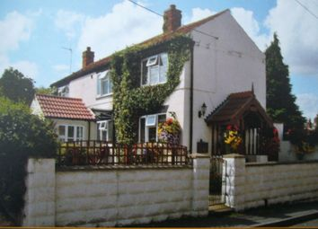 Thumbnail 3 bed cottage for sale in Silver Street, Waddingham, Gainsborough